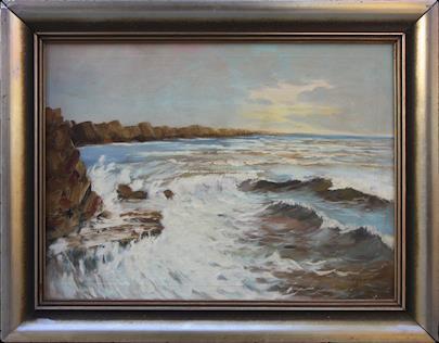 Karel Langer - Pobřeží