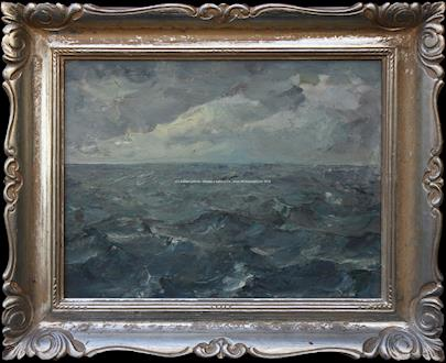 Josef Svoboda - Moře