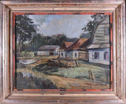 Emil Weirauch - Náves (V Rudce)