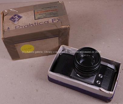 značeno Practica FX - Fotoaparát