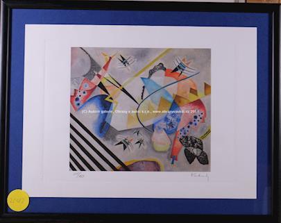 Vasilij Kandinsky - Ptáci
