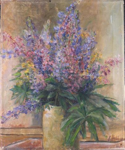 V. Holub - Barevná kytice
