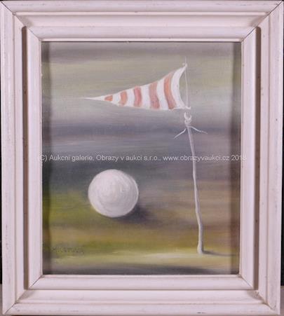 Milotová - Bílý míč