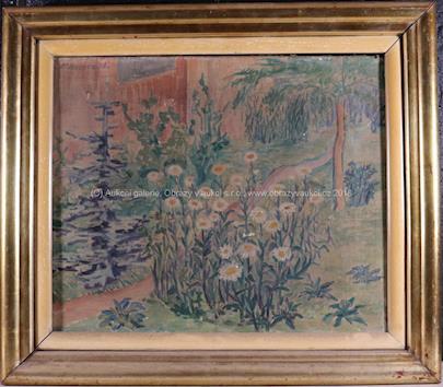 Al. Rosová - V zahradě