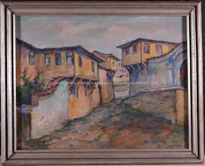 Josef Kosinka - Přímořské domy