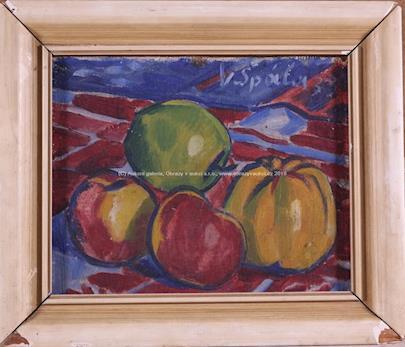 Václav Špála - Čtyři jablka (na karpatské dece)