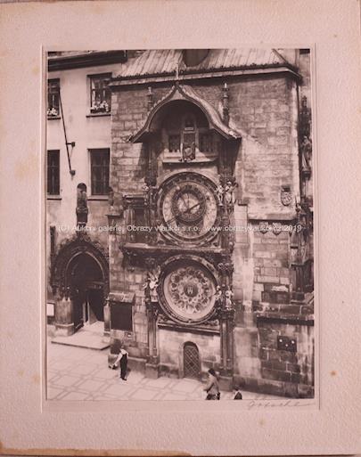 Rudolf Gotsche - Staroměstský orloj