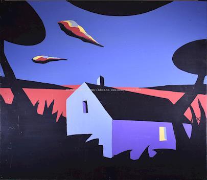 Daniel Krejbich - Dům