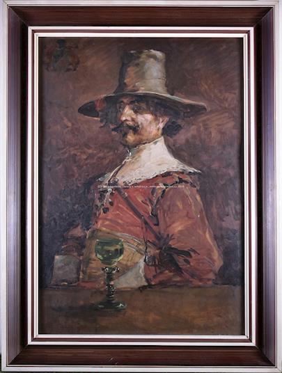 Viktor Oliva - Šlechtic s pohárem