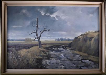 Vladimír Levora - Osamělý strom