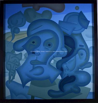 Ondřej  Coufal - Masky 2010