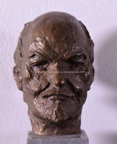 Mikoláš Axmann - V. I. Lenin