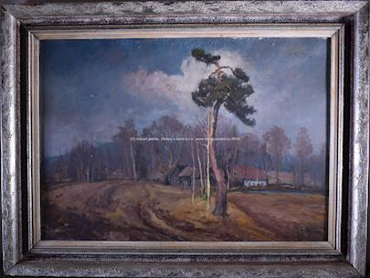 Jaroslav Polanský - Samota v lese