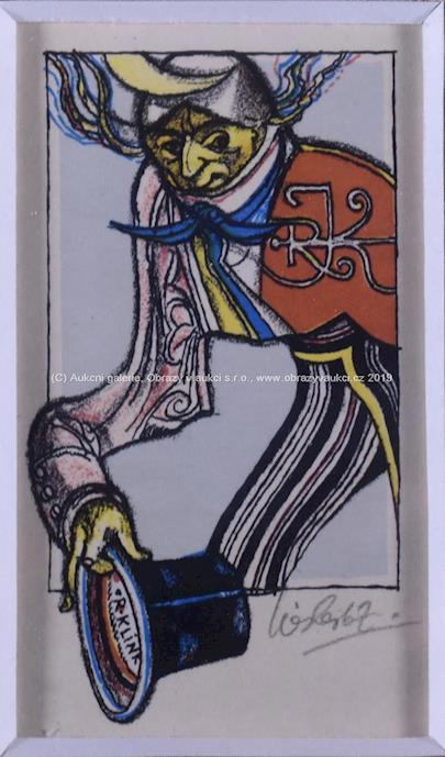 Josef Liesler - Kouzelník