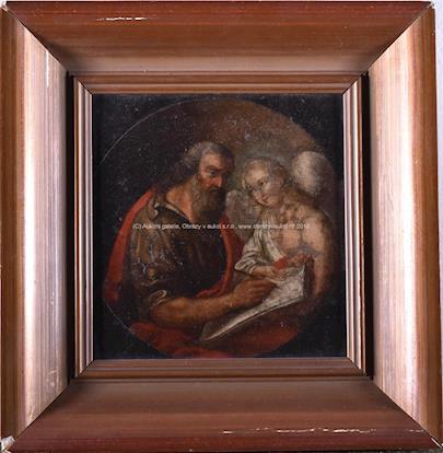 Střední Evropa 19. stol. - Evangelista sv. Matouš