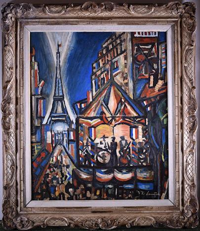 Karel Souček - Pařížská slavnost