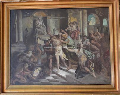 Vojtěch Hynais - Soud sv. Víta