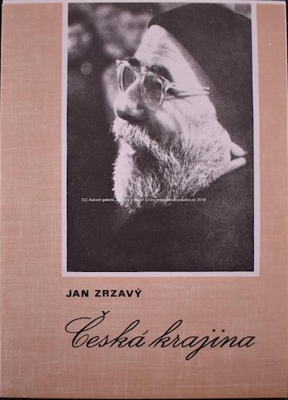 Jan Zrzavý - Soubor 18-ti fotografií a korespondence Jana Zrzavého