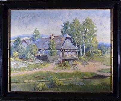 Bohumil Berghauer - Letní sídlo