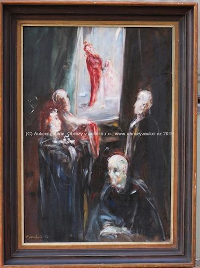 František Jiroudek - Herci- postavy