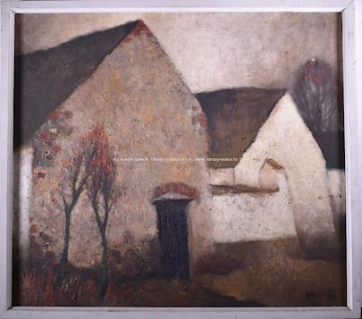 Jindřich Krátký - Opuštěný dům