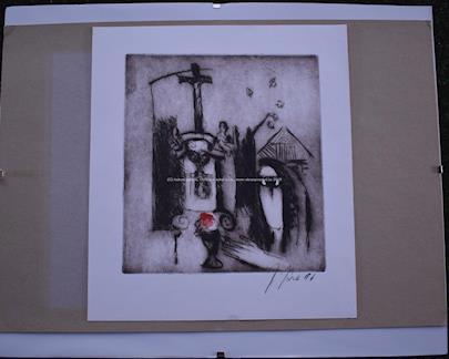 Josef Jíra - Oko a kříž