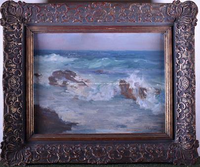 A. Nikolov - Skaliska v moři