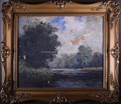 Rudolf Antonín Guba - U řeky
