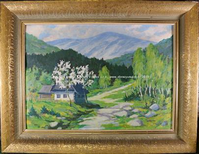 Kobliha - Na jaře v horách