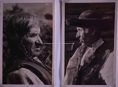 Karol Plicka - Dvě pohlednice Karola Plicky