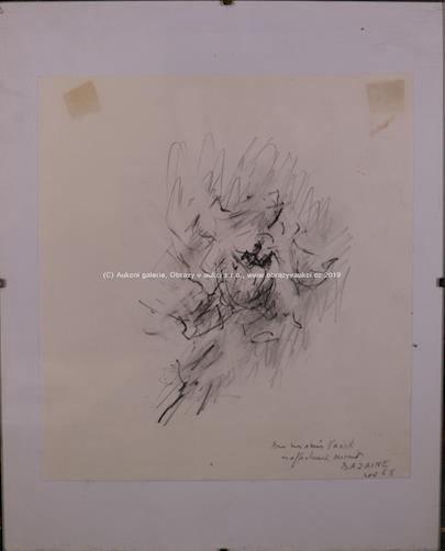 Jean René Bazaine - Abstrakce