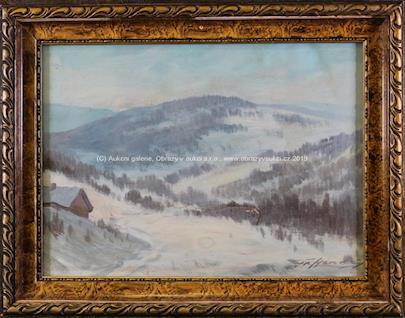 František Horký - V horách