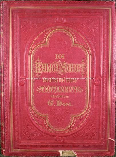 Gustave Doré - Die heilige Schrift Alten und Neuen Testaments, 2. díl