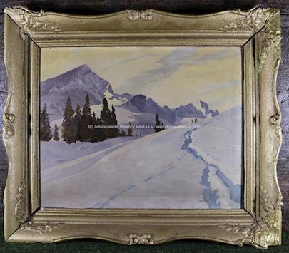 J.Meisel - Lyžování v horách