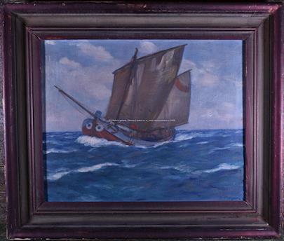 Niko Miljan - Rybářská loď