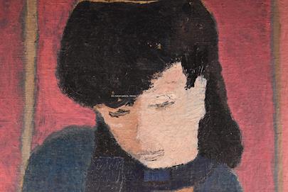 Martin - Portrét dívky