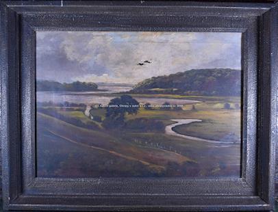 Chr.Schuler - Pohled na řeku