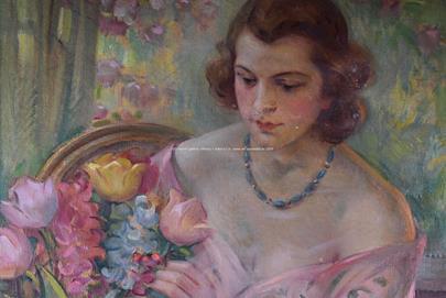 Bohumil Mareček - Jarní květy