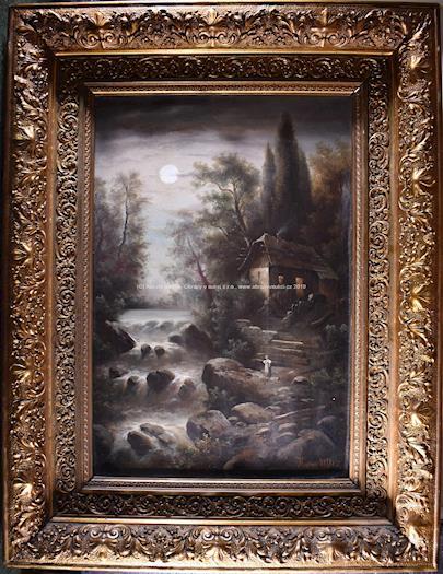 Hugo Ullik - V noci u vodopádu