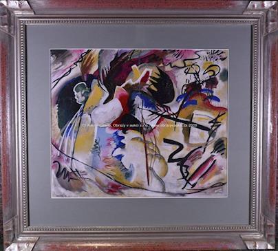 Vasilij Kandinsky - Kompozice