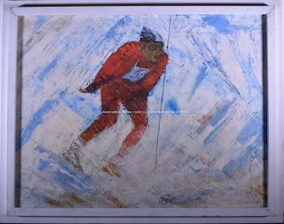 Jiří Salajka - Obří slalom
