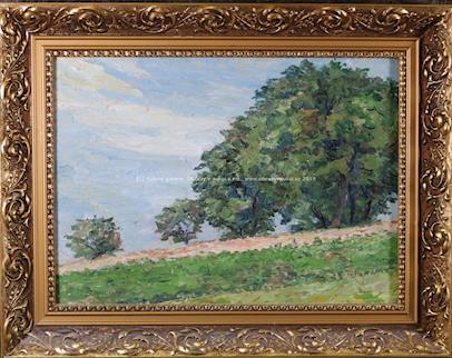 Antonín Bloman - Vzrostlé stromy