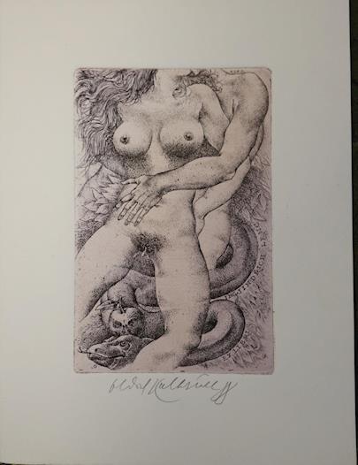 Oldřich Kulhánek - Adam a Eva