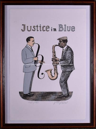 Jiří Slíva - Justice in Blue
