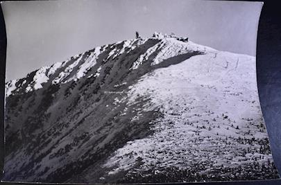 Zdenko Feyfar - Zimní Sněžka