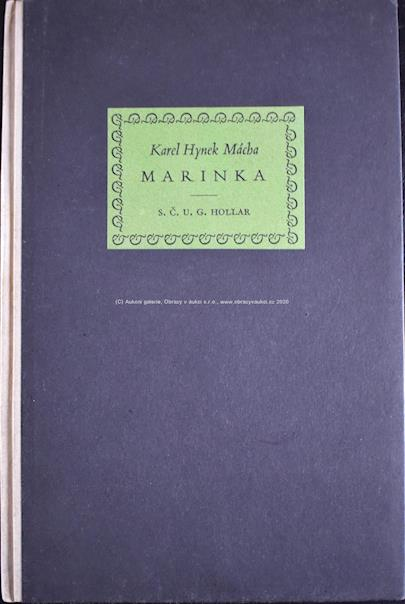 K.H. Mácha - Marinka