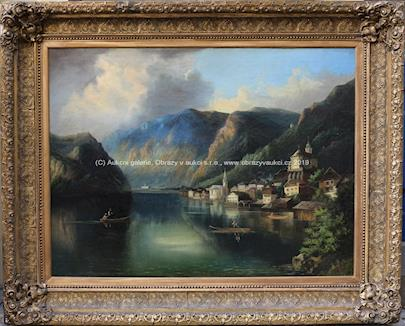 Ferdinand Lepié - Hallmstadt
