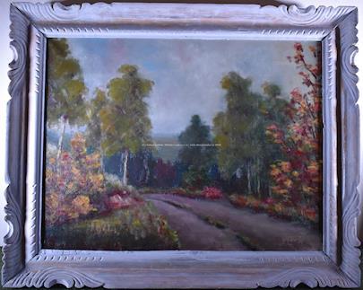 J. Kubíček - Cesta z lesa