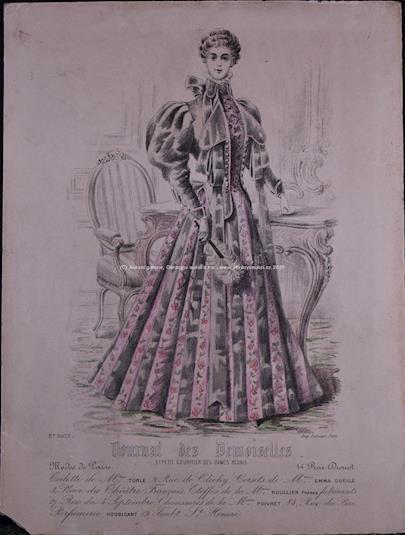 . - 3x Journal des Demoiselles z let 1897, 1902
