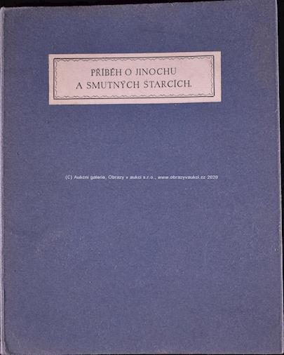 Bezruč, Wolker, Tolstoj, Komenský, Stehlík - Soubor 6 bibliofilií